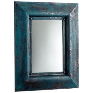 Chinito Ancient Blue Mirror