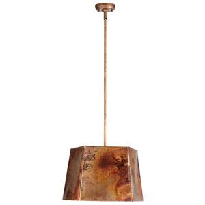 Heritage Copper One-Light Pendant