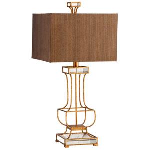 Pinkston Gold One-Light Table Lamp