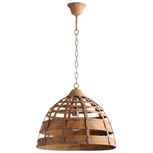Palma Copper One-Light Pendant