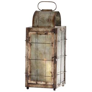 Rustic Old Timer Candleholder 1