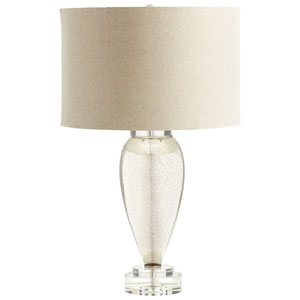 Hatie Mercury One-Light Table Lamp