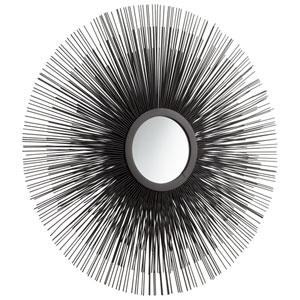 Graphite Triple Solar Flare Mirror