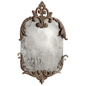 Rustic Findabair Mirror