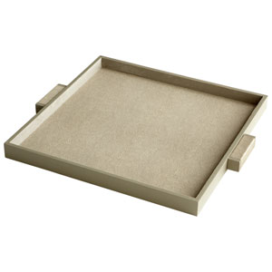 Brooklyn Shagreen Tray