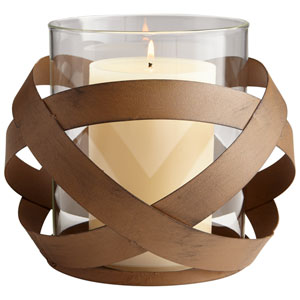 Copper Large Infinity Candleholder