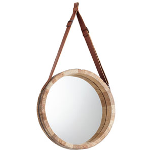 Canteen Black Forest Grove Mirror