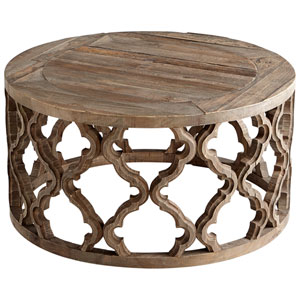 Sirah Black Forest Grove Coffee Table