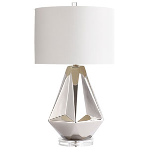 Silver Sails One-Light Table Lamp