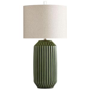 Allison Green One-Light Table Lamp