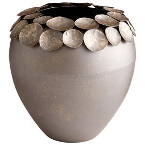 Electrum Bronze Medium Container
