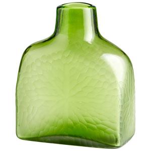 Marine Green Small Vase