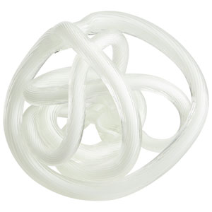 White Interlace Filler