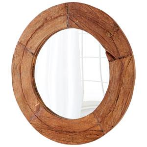 Murray Oak Mirror
