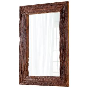 Folklore Walnut Mirror