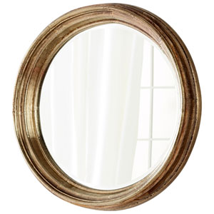 Mint Gold Mirror