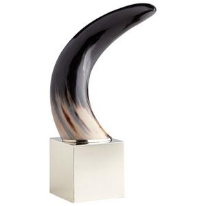 Stainless Steel Cornet Sculpture