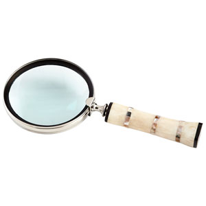 Watson Nickel and Bone Magnifier
