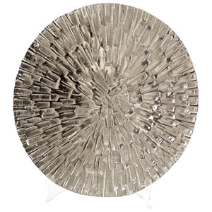 Flagstone Textured Nickel Tray