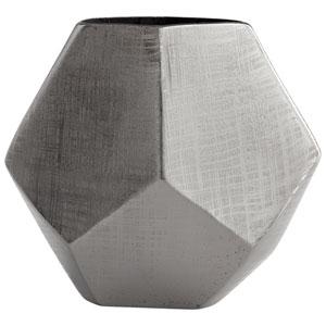 Vulcan Textured Bronze Large Vase