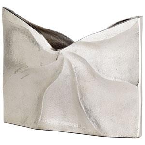 Clarice Raw Nickel Vase