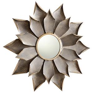 Blossom Graphite Mirror