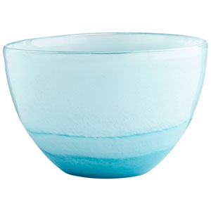 Devotion Sky Blue and White Bowl
