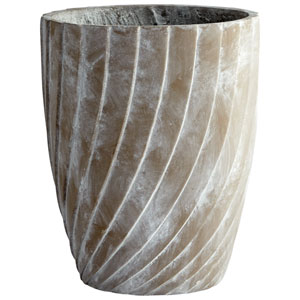 Maximus Brown Planter