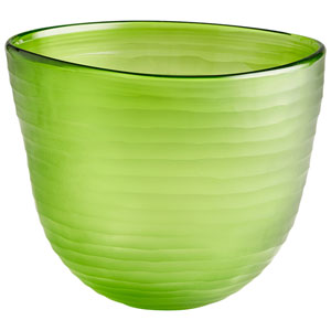 Sonia Green Large Bowl