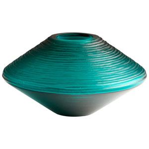Pietro Green Small Vase
