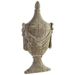 Vito Whitewash Sculpture