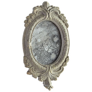 Addie Antique Ash Mirror