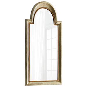 Barlow Whitewashed Mirror