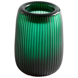 Large Glowing Noir Vase