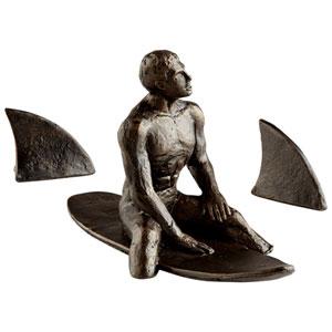 Cowabunga Sculpture