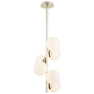 Atom Six-Light Pendant