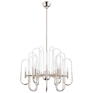 Champ-Elysees Twelve-Light Chandelier