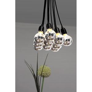 Bosonic Pendant Chrome