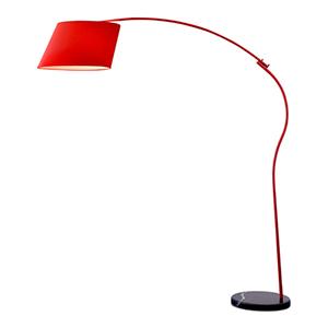 Derecho Red One Light Floor Lamp