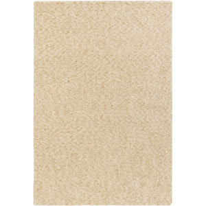 Sally Maise Tan and Beige Rectangular: 2 Ft. x 3 Ft. Rug