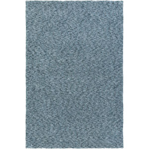 Sally Maise Navy and Light Blue Rectangular: 5 Ft. x 7 Ft. 6-Inch Rug