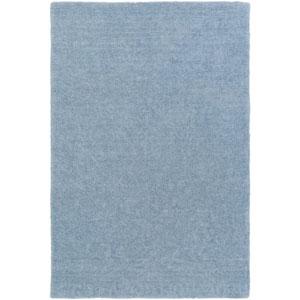 Arnold Gabriel Light Blue Rectangular: 2 Ft. x 3 Ft. Rug