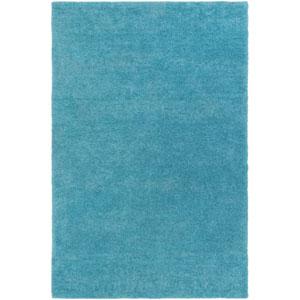 Arnold Gabriel Turquoise Rectangular: 2 Ft. x 3 Ft. Rug