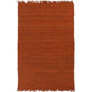 Tropica Harper Rust Rectangular: 3 Ft x 5 Ft Rug