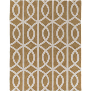 Holden Zoe Tan and Ivory Rectangular: 7 Ft 6 In x 9 Ft 6 In Rug