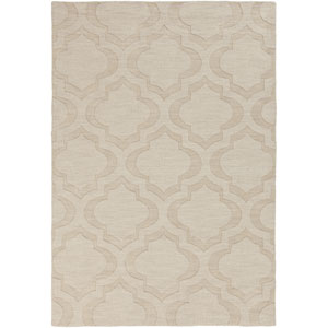 Central Park Kate Beige Rectangular: 10 Ft x 14 Ft Rug