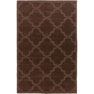 Central Park Abbey Brown Rectangular: 10 Ft x 14 Ft Rug