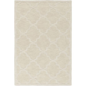 Central Park Abbey Beige Rectangular: 10 Ft x 14 Ft Rug