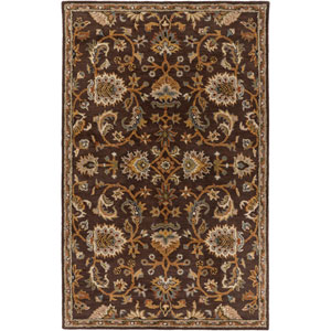 Middleton Mallie Brown Rectangular: 3 Ft. x 5 Ft. Rug