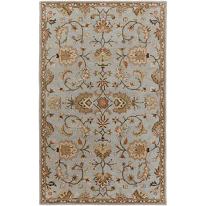 Middleton Mallie Blue Rectangular: 5 Ft. x 8 Ft. Rug
